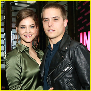 Dylan Sprouse Shares Rare Selfie With Girlfriend Barbara Palvin