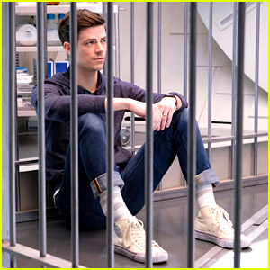 Barry Gets Locked Up To Avoid Danger On Tonight's 'The Flash'
