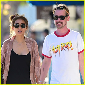 Brenda Song & Macaulay Culkin Are Trying To Have Babies