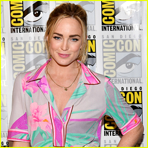 Caity Lotz Announces She's Taking a Social Media Break for a Very Cool Reason