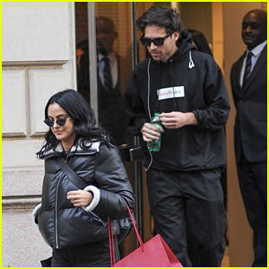 Camila Mendes Shops Ferragamo During Milan Fashion Week