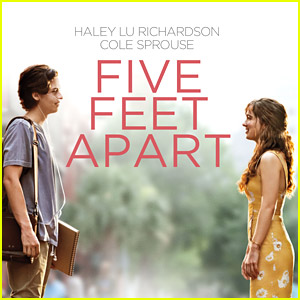 Cole Sprouse & Haley Lu Richardson's 'Five Feet Apart' Getting Sequel 'All This Time'