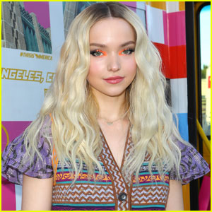 Dove Cameron Teases New Music in the Studio