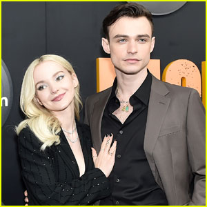 Dove Cameron Shares Cute Videos From Valentine's Day