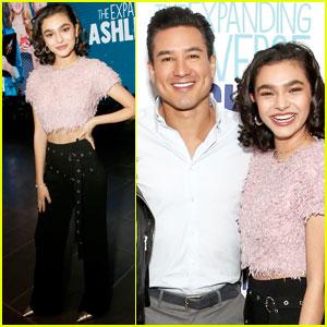 Paulina Chávez Helps Host 'The Expanding Universe of Ashley Garcia' Screening in LA