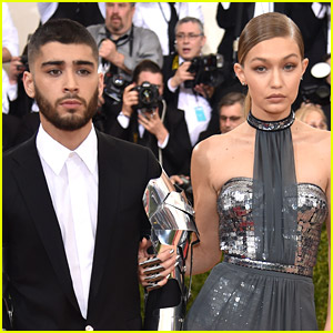 Gigi Hadid Shares Throwback Photo of Zayn Malik For Valentine's Day