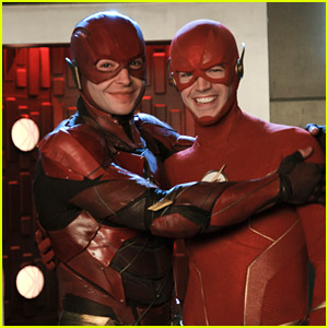 Grant Gustin Could Appear In 'The Flash' Movie