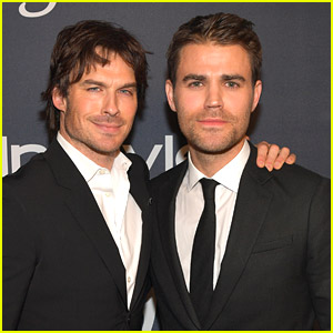 Ian Somerhalder & 'TVD' Co-Star Paul Wesley Are Going Into Business Together!