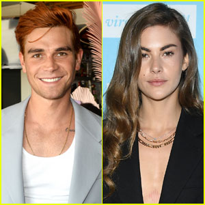 KJ Apa Seemingly Confirms He's Dating Model Clara Berry in Sweet Instagram Snap