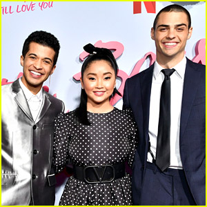 Lana Condor Dishes On Who The Better Kisser Is - Noah Centineo Or Jordan Fisher