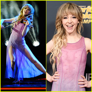 Lindsey Stirling Returning to 'America's Got Talent' As Guest Performer!