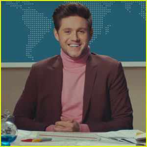 Niall Horan's American Accent Is Hilarious in 'Heartbreak Weather' Tracklist Announcement - Watch!
