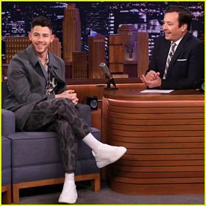 Nick Jonas Opens Up About That Unfortunate Grammys Spinach Incident! (Video)
