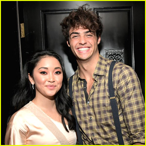Noah Centineo & Lana Condor Grill Each Other While Taking Lie Detector Tests
