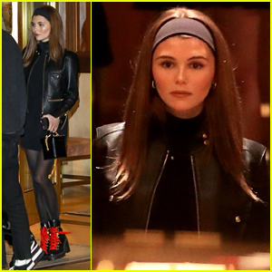 Olivia Jade Rocks Red Laces For Dinner Out With Sister Bella Giannulli