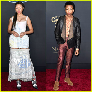 Storm Reid & Asante Blackk's 'When They See Us' Wins at NAACP Image Awards 2020