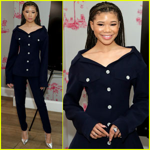 Storm Reid Hosts 'The Invisible Man' Screening in NYC