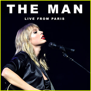 Taylor Swift Strips Her Song 'The Man' Down, Releases Live Acoustic Version!