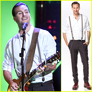 Anders Drerup Grabs Nick Jonas' Attention On 'The Voice' With Elvis Presley Classic
