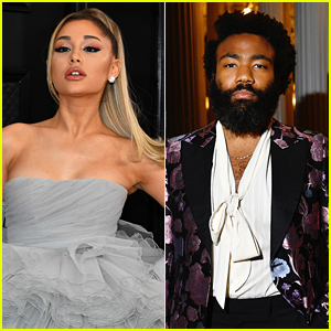 Ariana Grande Joins Childish Gambino For New Song 'Time' Off His New Album