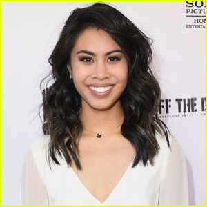 Ashley Argota Picked a Famous Friend to be Her Maid of Honor!