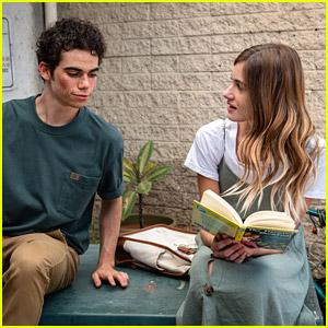 Cameron Boyce & Nicole Elizabeth Berger Star In New 'Runt' Stills - First Look!