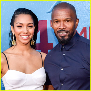 Corinne Foxx Wows Dad Jamie & The World With Her Singing In New Video