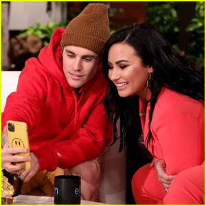 Demi Lovato Reveals What Happened the First Time She Met Justin Bieber