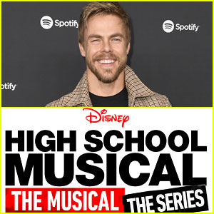 Derek Hough Joins the Cast of 'High School Musical' Series Season 2!