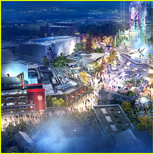 Disneyland Announces Opening Date & New Attractions For Avengers Campus