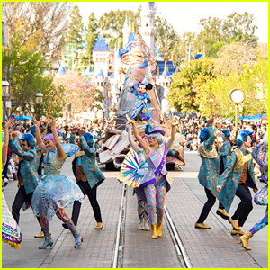 Disneyland Gives Fans a Little Disney Magic With New 'Magic Happens' Parade Video!