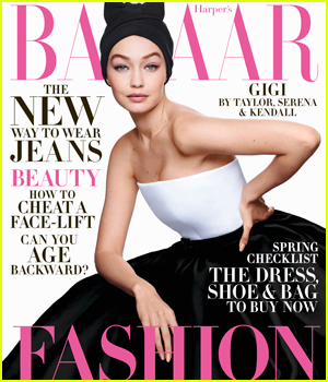 Gigi Hadid Talks About Living on a Farm with Kendall Jenner!