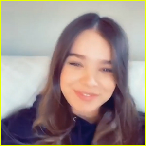Hailee Steinfeld is Now on TikTok - Watch Her Hilarious First Video!