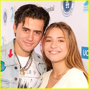 Isaak Presley & Kenzie Ziegler Address Rumors He Cheated On Her