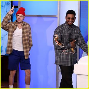 Justin Bieber Makes a Confession About Himself on 'Ellen' - Watch!