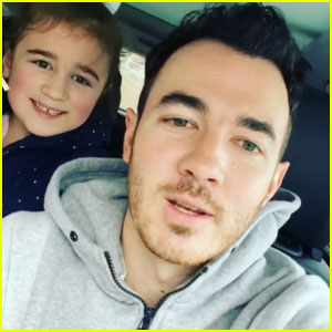 Kevin Jonas' Daughter Made a Hilarious 'Camp Rock' Reference & Didn't Even Know!
