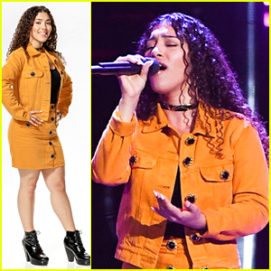 Mandi Castillo Gets 4 Chair Turn On The Voice - See Who She Picks!