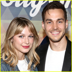 Melissa Benoist & Husband Chris Wood Are Having a Baby!