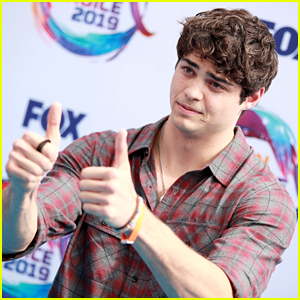 Noah Centineo Posts Phone Number & Wants You to Text Him During Quarantine