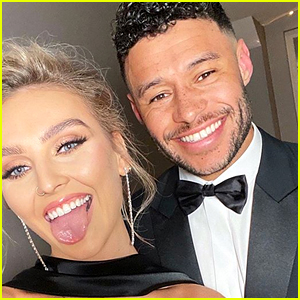 Perrie Edwards & Alex Oxlade-Chamberlain Bust a Move in 'Precautionary Self Isolation' Video