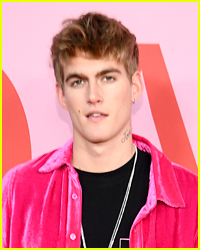 Presley Gerber Is Showing Off His Second Face Tattoo