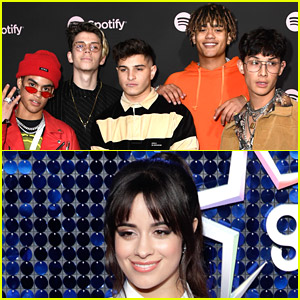 PRETTYMUCH To Join Camila Cabello On Select 'Romance' Tour Dates!
