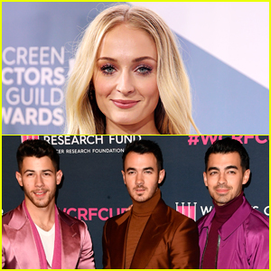 Sophie Turner Explains Why She Used to 'Hate' the Jonas Brothers