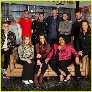 'The Voice': Who's On Blake Shelton's Team Blake? Full Roster!