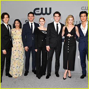 The 'Riverdale' Cast Signed On For How Many Years??