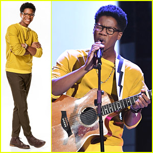 Thunderstorm Artis Gets 4 Chair Turn On 'The Voice' - Find Out Who He Picked!