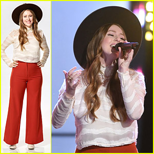 Zan Fiskum Wowed 3 Out of 4 Coaches On 'The Voice' - See Who She Picked!