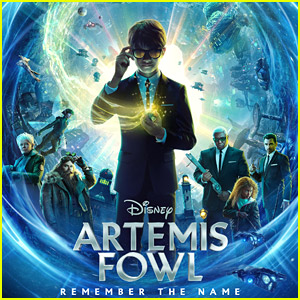 'Artemis Fowl' Will Now Debut on Disney Plus!
