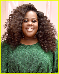 Glee's Amber Riley Throws Her Name Out To Star In Live Action 'Hercules'