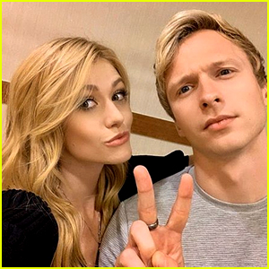Katherine McNamara Sends 'Socially Distant Hug' to 'Shadowhunters' Co-Star Will Tudor on His Birthday